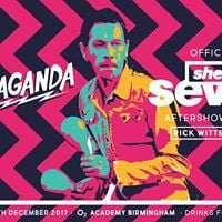 Propaganda - Shed Seven DJ set  15.12.17  4 G-list
