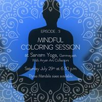 Mindful Coloring Session V.3