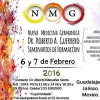 Seminario Introductorio a la Nueva Medicina Germnica