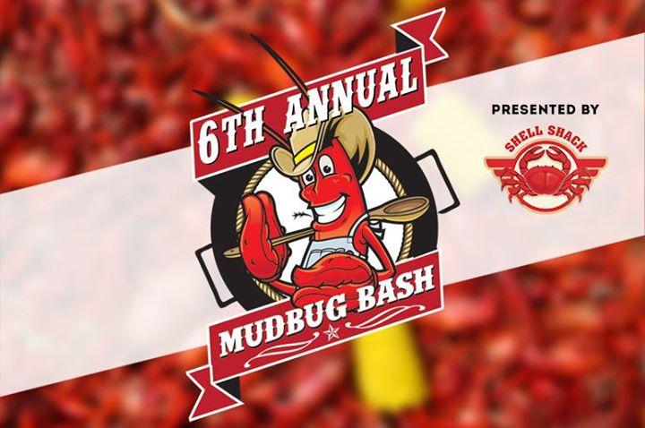 6th Annual Mudbug Bash