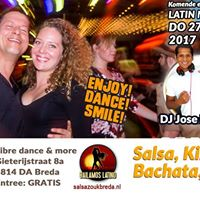 27 juli Latin Night Thursdays Start 20.30 DJ Ruiste &amp DJ Jose