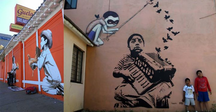 LaPiztola - Moving Murals Hagalund