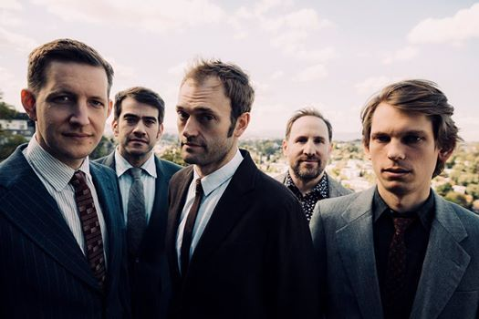 Punch Brothers in Paradiso (venue upgrade)