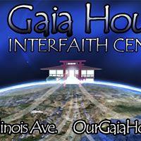 Gaia House Dinner