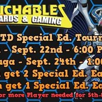 YGO Free Cotd Special Edition TOurney
