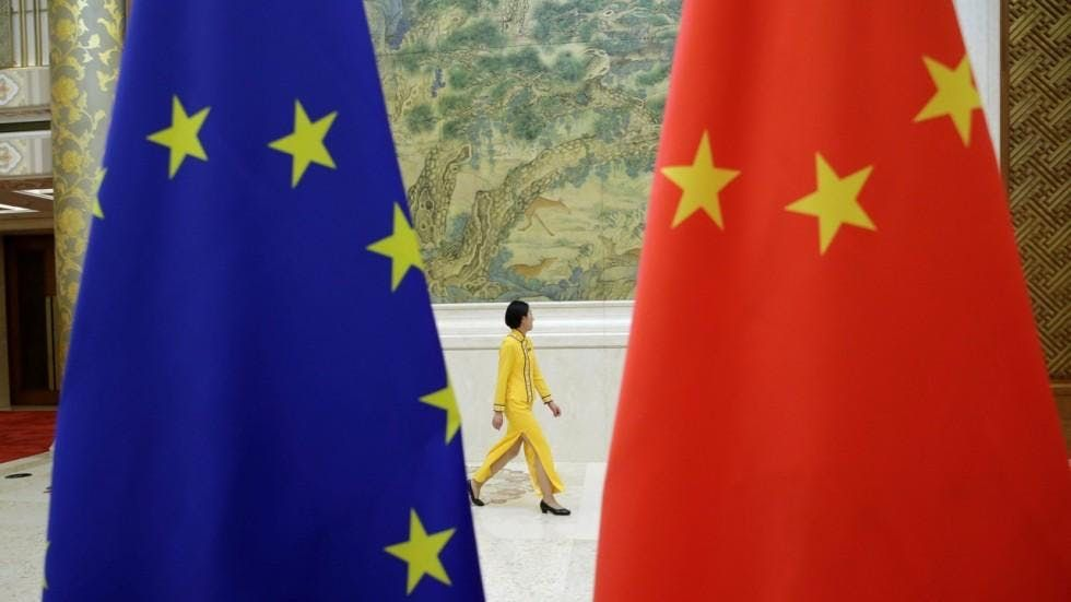Two-Day EU Conference The rising importance of EU-Asia relations