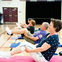 Yoga Loft Workshop Pilates for Seniors with Melissa