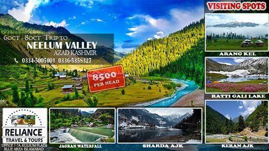 Trip to Neelum Valley AJK