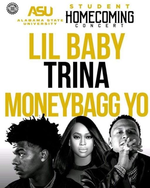 Student Homecoming Concert feat. Lil Baby Trina Moneybagg Yo