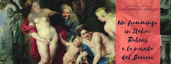 Un fiammingo in Italia Rubens e la nascita del Barocco