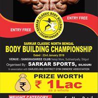 Sarkar Classic North Bengal Body Building Championship