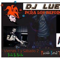DJ Luengo - Viernes y Sbado