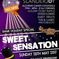Bank Holiday Sunday Sweet Sensation
