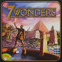 7 Wonders Board Game Tournament