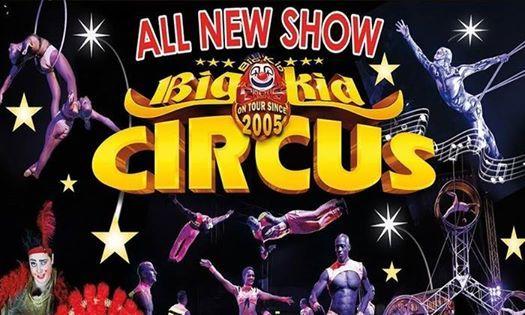 Big Kid Circus - In Blackpool