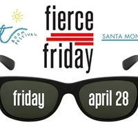 Fierce Friday Yallwest Library Preview Night