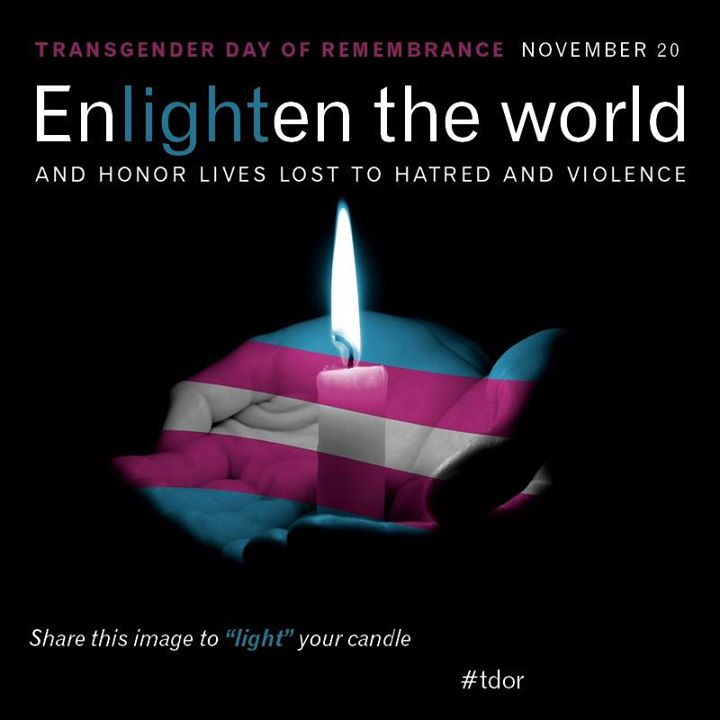 2017 Vancouver Trans Day Of Remembrance