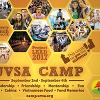 UVSA Camp 2017