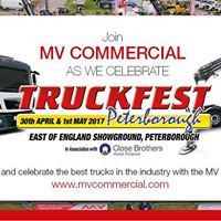 MV at Truckfest Peterborough 2017