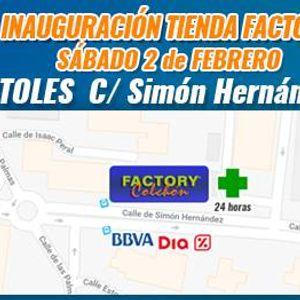 Inauguración tienda Factory Colchón en Móstoles at C  Simón ... 3680ff23d988b
