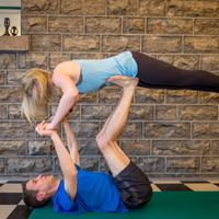 First Flight -Acro Yoga for Beginners