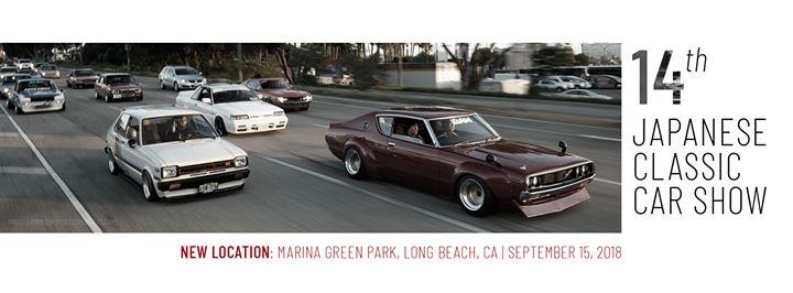 Th Japanese Classic Car Show At Marina Green Park Long Beach CA - Long beach car show 2018