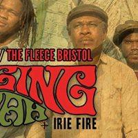 Raging Fyah  Irie Fire at The Fleece Bristol