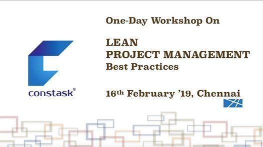 Lean Project Management Best Practices