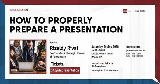 New Date How To Properly Prepare a Presentation