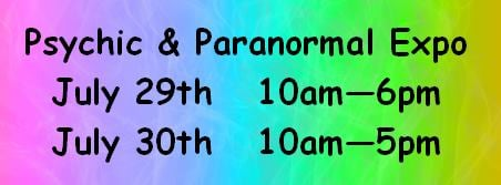Cedar Rapids Psychic & Paranormal Expo - 6th Annual