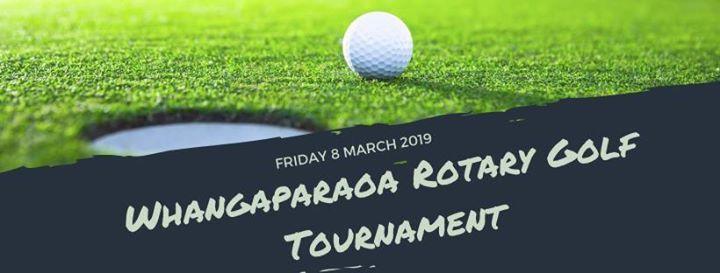 Whangaparaoa Rotary Golf Tournament