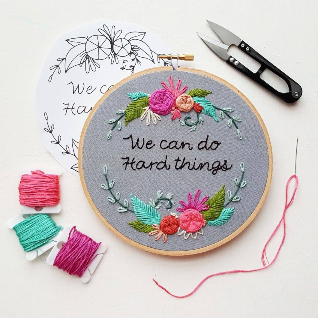 The Ultimate Embroidery Workshop