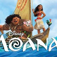 Feature Friday - &quotMoana&quot (outdoor movie on the lawn)