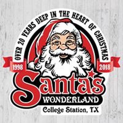 Santa's Wonderland- A Texas Christmas Experience