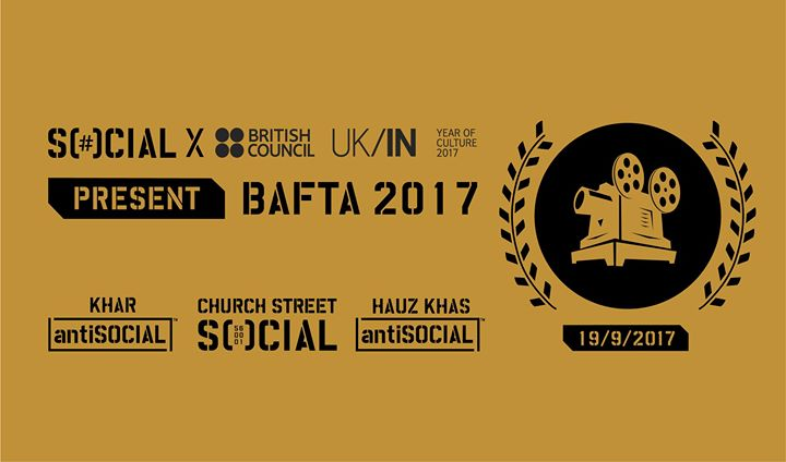 SocialxBritish Council BAFTA 2017 Nominees (Shorts) Mumbai