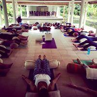 An evening of Restorative Yoga with Anita