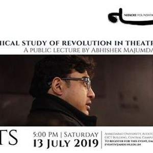 Change And The Arts Public Lecture By Abhishek Majumdar