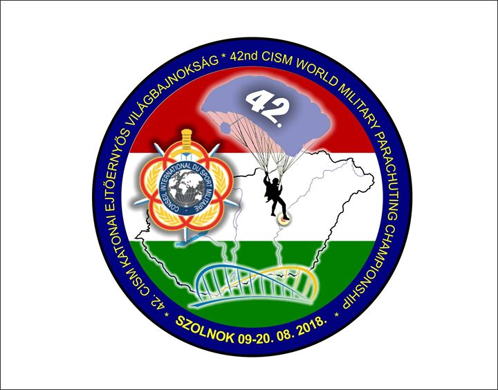 42nd World Military Parachuting Championship 2018