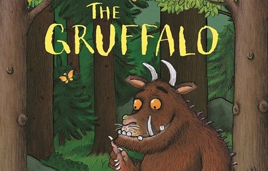 FULLY BOOKED The Gruffalo Story Session