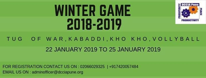 Winter Game 2018-19