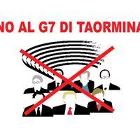 No g7 Taormina. Assemblea cittadina