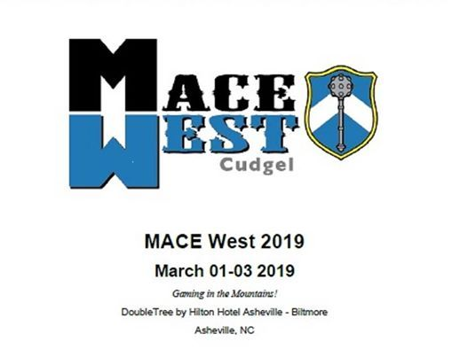 Tesseractive Goes To Mace West