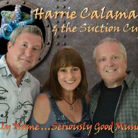 Harrie Calamari &amp Suction Cups at PorchRokr