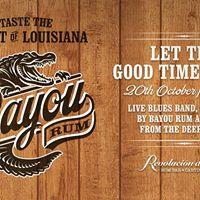 Fiesta Friday with Bayou Rum
