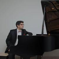 Pianist Pablo Estigarribia In Concert