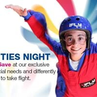 All Abilities Night at iFLY Woodlands