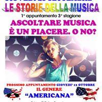 Le Storie Della Musica&quot  Ascoltare Musica  Un Piacere .o No