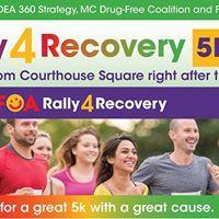 Rally 4 Recovery 5K RunWalk