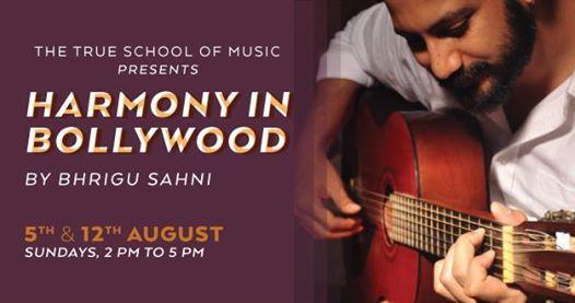 Harmony in Bollywood Workshop