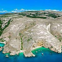 Giro isola di Krk e Prvic